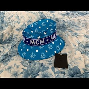 MCM nylon bucket hat
